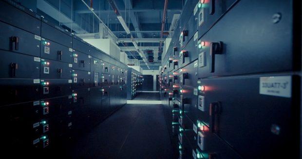 centres de données dernière technologie